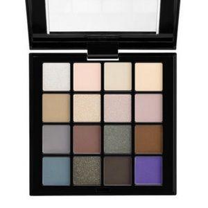 NYX Makeup - 2 / $15!! NYX Eyeshadow Palette 'Cool Nudes'